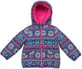Carter's Snowflake Long-Sleeve Coat - Toddler Girls 2t-5t