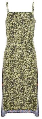Rokh Contrast dress