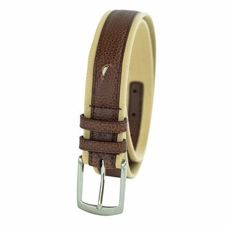 Nautica Men's 35mm Canvas Belt