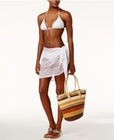 Dotti Paradise Crochet Sarong Cover-Up
