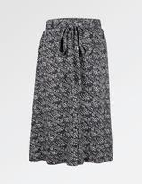 Fat Face Mina Tribal Stripe Skirt