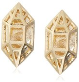Fragments for Neiman Marcus Caged Crystal Stud