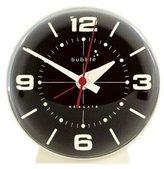 Newgate Bubble Alarm Clock, Cream