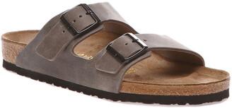 Birkenstock Men's Arizona Aviator Leather Sandal