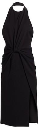 TRE by Natalie Ratabesi The Venus Halterneck Dress