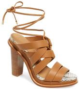 Calvin Klein Panelope Lace-Up Sandal