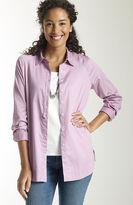 J. Jill Easy cotton shirt
