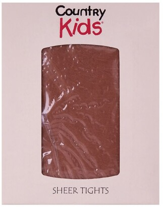 Country Kids Sheer Tights