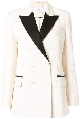Racil Audrey double-breasted blazer