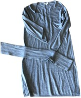 Bel Air Grey Wool Dress for Women