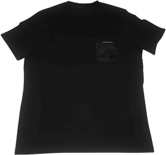 Prada Black Cotton T-shirts