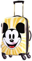 American Tourister Mickey Mouse Face Hardside Spinner- 28in.