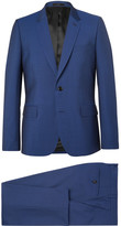 Paul Smith - Blue Soho Slim-fit Wool And Mohair Blend Suit