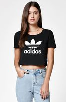 adidas Slim Cropped T-Shirt