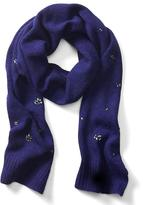 Banana Republic Embellished Scarf