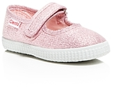 Cienta Girls' Sparkle Mary Janes - Baby, Walker, Toddler, Little Kid