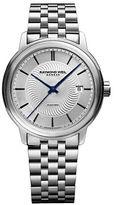 Raymond Weil Maestro Automatic Stainless Steel Bracelet Watch, 2237-ST-65001