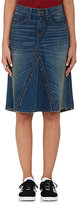 6397 Women's Loose Skinny Midi-Skirt