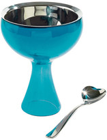 Alessi Big Love Bowl+Spoon Az