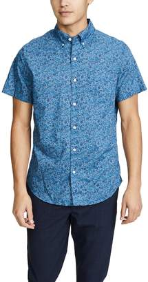 J.Crew J. Crew Short Sleeve Button Down Shirt