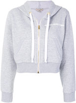 Natasha Zinko cropped hoodie