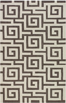 Dalyn Closeout! Area Rug, Jive IF1 Maze Pewter 9' x 13'