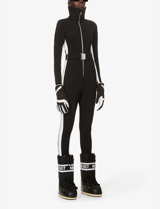 Cordova The stretch-jersey ski suit
