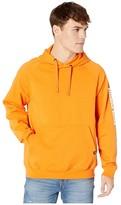 Timberland Hood Honcho Sport Pullover (Pro Orange) Men's Sweatshirt