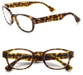 Saks Fifth Avenue Collection Reading Glasses/Tortoise
