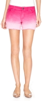 The Limited 678 Ombre Frayed Hem Shorts