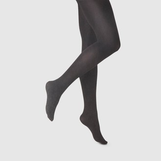 A New Day Women's 80D Control Top Super Opaque Tights