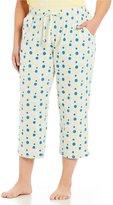 Sleep Sense Plus Dotted Cropped Sleep Pants