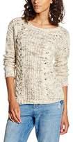 Mavi Jeans Women's Long Sleeve Sweater Sweatshirt,M