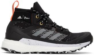 adidas Black Parley Edition Terrex Free Hiker Sneakers