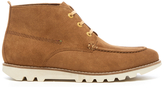 Kickers Men's Kymbo Moccasin Suede Boots
