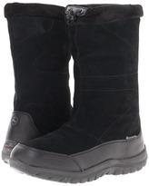 Mountrek Lizzie Cabin Suede (Black) - Footwear