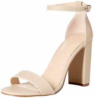 The Drop Women's Rebecca Strappy High Block Heel Sandal