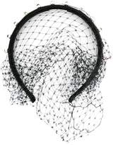 RED Valentino tulle headband