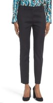 BOSS Women's Arima Techno Slim Ankle Pants