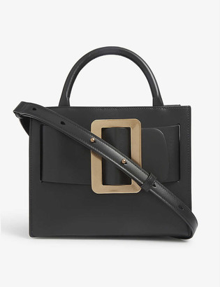 Boyy Bobby 23 leather top handle bag