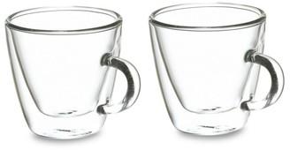 Grosche Turin Single Shot Double Espresso Mug Two-Piece Set