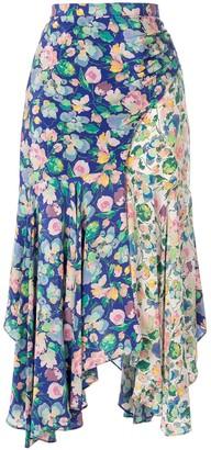 AMUR Vicky floral skirt