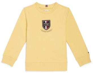 Tommy Hilfiger Junior Crest Logo Sweatshirt