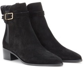 Burberry Whittingham suede ankle boots