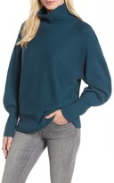 Halogen Women's Blouson Sleeve Sweater
