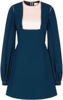 Roksanda Petrol Blue Jacoma Mini Dress