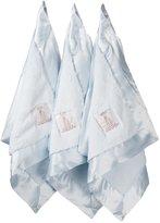 Little Giraffe Lovie Triangle Luxe Blanket Gift Set