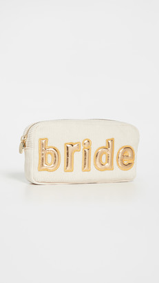 Stoney Clover Lane Small Pouch With Bride