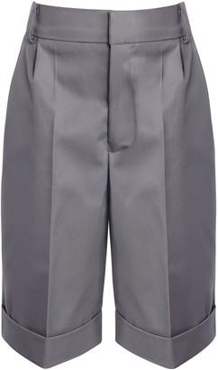 Unbranded Parkgate House School Boys' Summer Shorts, Grey
