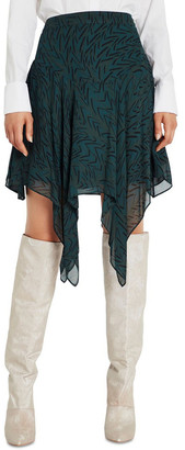 Sass & Bide Orchid Club Skirt